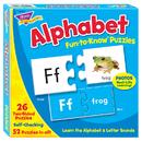 Trend Enterprises T-36002 Puzzle Alphabet