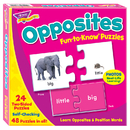 Trend Enterprises T-36004 Puzzle Opposites