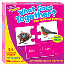 Trend Enterprises T-36005 Puzzle What Goes Together