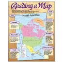 Trend Enterprises T-38066 Chart Reading A Map