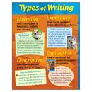 Trend Enterprises T-38128 Chart Types Of Writing 17 X 22