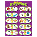 Trend Enterprises T-38210 Learning Charts Beginning Rhymes