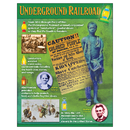 Trend Enterprises T-38308 Underground Railroad Learning Chart