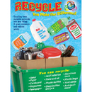 Trend Enterprises T-38318 Recycling Learning Chart