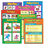 Trend Enterprises T-38932 Chart Seven Parts Of Speech Gr 2-5 Includes T38159 T38160 T38161
