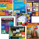 Trend Enterprises T-38963 Weather Extremes Combo Sets Learning Charts