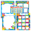 Trend Enterprises T-38974 More Classroom Basics Owl-Stars - Learning Charts Combo Pack