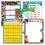 Trend Enterprises T-38981 Blockstars Learning Charts Combo Pk - Classroom Basics