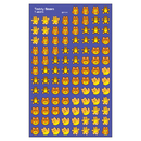 Trend Enterprises T-46073 Supershapes Stickers Teddy Bears