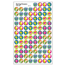 Trend Enterprises T-46150 Superspots Stickers Spring Flowers