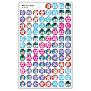 Trend Enterprises T-46152 Sticker Winter Joys Superspots