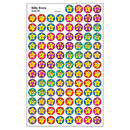 Trend Enterprises T-46157 Superspots Stickers Silly Stars