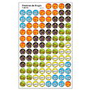 Trend Enterprises T-46174 Superspots Stickers Palabras De