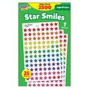 Trend Enterprises T-46917 Star Smiles Value Pk Superspots Shapes Stickers