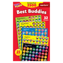 Trend Enterprises T-46919 Best Buddies Collection Superspots Stickers Variety Pk
