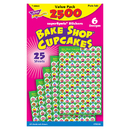 Trend Enterprises T-46920 Bake Shop Cupcakes Superspots Stickers Value Pk