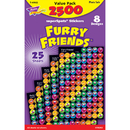 Trend Enterprises T-46922 Furry Friends Superspots Stickers Value Pack