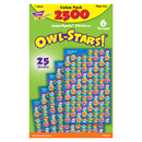 Trend Enterprises T-46925 Owl Stars 2500Pk Super Spots Stickers