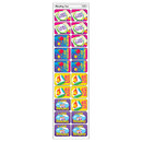 Trend Enterprises T-47084 Applause Stickers Reading Fun 100Pk Acid-Free