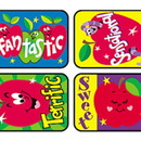 Trend Enterprises T-47130 Applause Stickers Awesome 100/Pk Apples Acid-Free