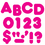Trend Enterprises T-477 Ready Letters 4 In Casual Deep Pink