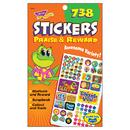 Trend Enterprises T-5011 Praise & Reward Spd Sticker Pads