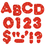 Trend Enterprises T-507 Ready Letters 2 Casual Red Sparkle