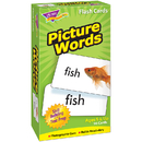 Trend Enterprises T-53004 Flash Cards Picture Words 96/Box