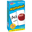 Trend Enterprises T-53012 Flash Cards Alphabet 80/Box
