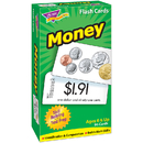 Trend Enterprises T-53016 Flash Cards Money 96/Box