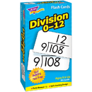 Trend Enterprises T-53106 Flash Cards Division 0-12 91/Box