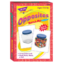 Trend Enterprises T-58008 Match Me Cards Opposites 52/Box Two-Sided Cards Ages 5 & Up