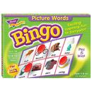 Trend Enterprises T-6063 Bingo Picture Words Ages 5 & Up