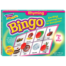 Trend Enterprises T-6067 Bingo Rhyming Ages 4 & Up
