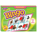 Trend Enterprises T-6077 Animals Bingo Game