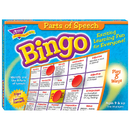 Trend Enterprises T-6134 Bingo Parts Of Speech Ages 8 & Up