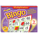 Trend Enterprises T-6135 Bingo Multiplication Ages 8 & Up