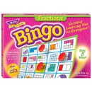 Trend Enterprises T-6136 Bingo Fractions Ages 10 & Up