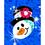 Trend Enterprises T-63012 Sparkle Stickers Snow Folks