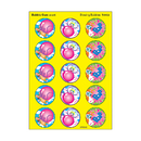 Trend Enterprises T-6402 Stinky Stickers Blowing 60/Pk Bubbles Acid-Free Bubble Gum