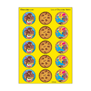 Trend Enterprises T-6411 Stinky Stickers Lots Of 60/Pk Chocolate Acid-Free Chocolate