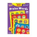 Trend Enterprises T-6490 Stinky Stickers Praise Words 435/Pk Jumbo Acid-Free Variety Pk