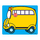 Trend Enterprises T-68001 Name Tags School Bus 36/Pk