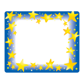 Trend Enterprises T-68022 Star Brights Name Tags, Price/EA