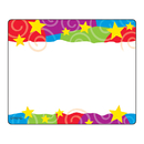Trend Enterprises T-68070 Stars N Swirls Name Tags