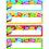 Trend Enterprises T-69910 Owl Stars Desk Toppers Name Plates Variety Pack