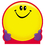 Trend Enterprises T-72013 Note Pad Smiley Face 50 Sht 5X5 Acid Free