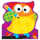 Trend Enterprises T-72076 Owl Stars Note Pad