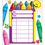 Trend Enterprises T-73064 Colorful Crayons Incentive Pad