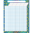 Trend Enterprises T-73323 Star Brights Vertical Incentive Chart